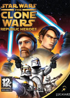 The Clone Wars: Heroes of the Republic video game